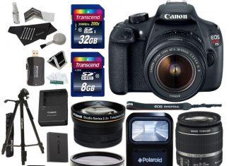 Nhiếp ảnh gia cần những phụ kiện nào ?