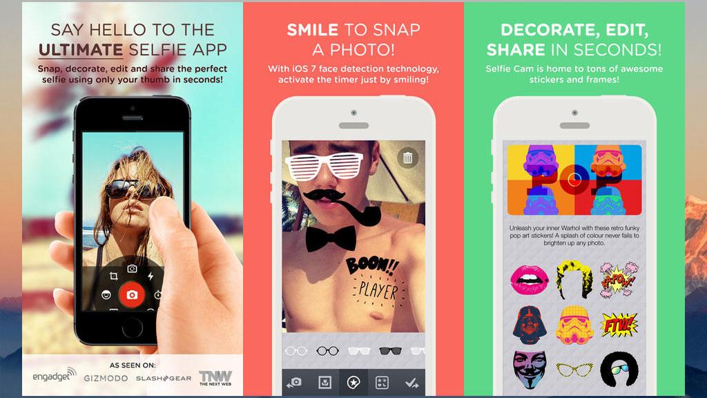 Selfies Cam App