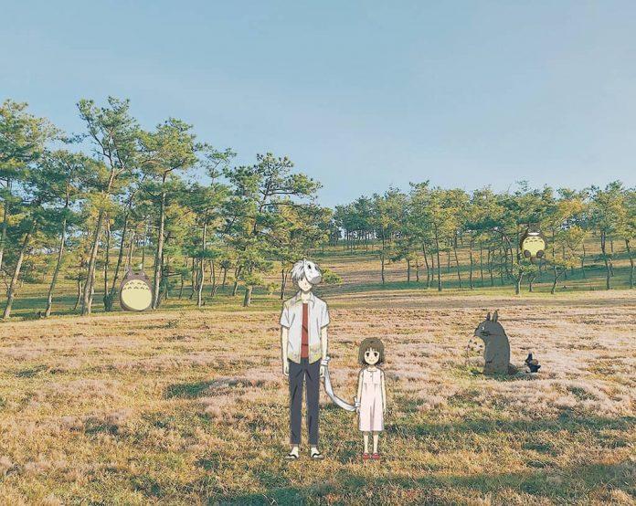 Chụp ảnh đẹp lung linh tạo đồi cỏ Hồng Đà Lạt, thiên đường của giới trẻ