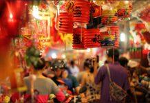 Khám phá ngay phố đèn lồng chụp hình lunh linh tại Quận 5 thành phố Hồ Chí Minh