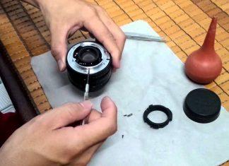 Hướng dẫn vệ sinh máy ảnh DSLR đơn giản tại nhà