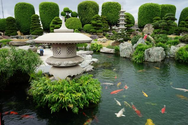 Công viên đá Nhật – Rin Rin Park