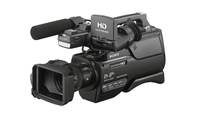 Các loại máy quay phim