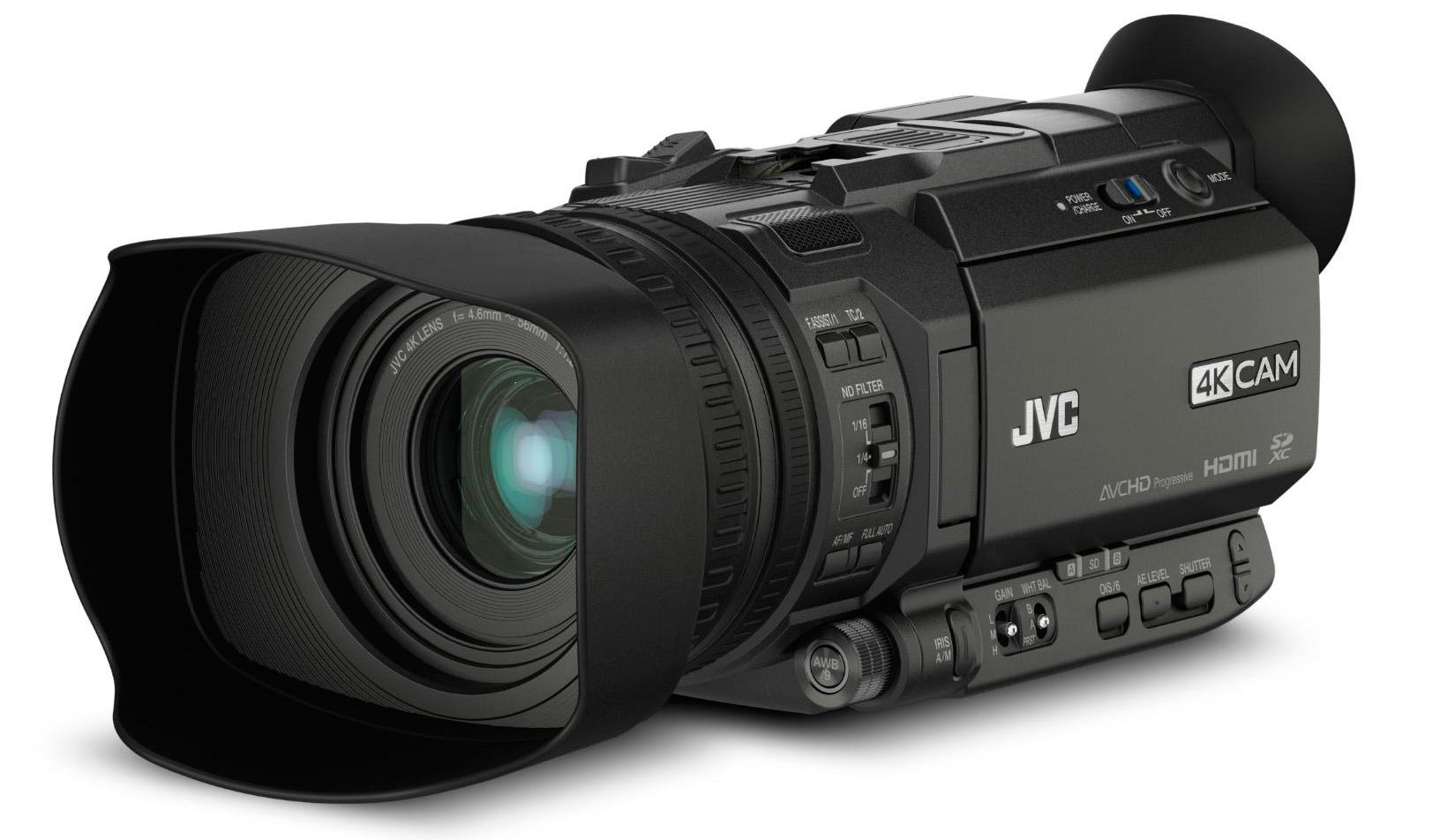 Máy quay phim JVC