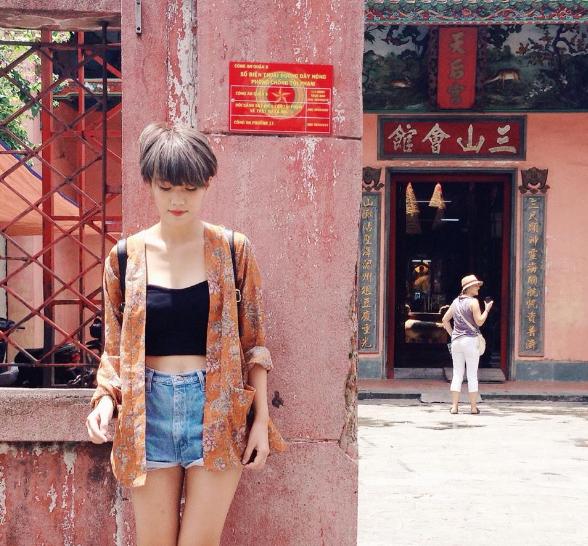 Khu China Town ở Sài Gòn