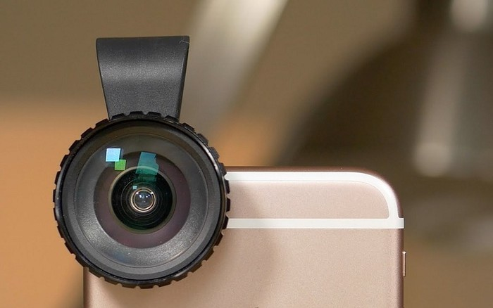 Các ống kính như DxO One, Olloclip và Aukey có cảm biến, ống kính và khẩu độ riêng, hỗ trợ tạo nên những bức ảnh sâu, với độ phân giải tốt hơn.