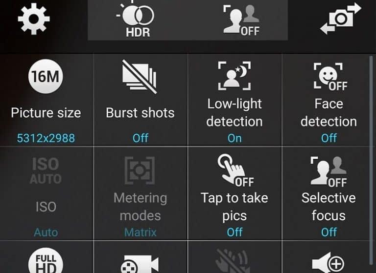 """Sử dụng chế độ """"chạm để chụp"""" hoặc nút volume khi """"tự sướng"""""""