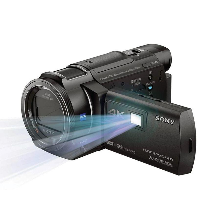 Máy quay Sony 4K FDR-AXP55