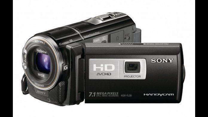 Các loại máy quay phim dành cho thợ quay phim chuyên nghiệp