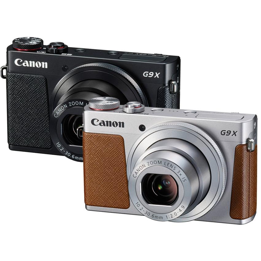 Máy ảnh KTS Canon G9x và zoom quang 3x