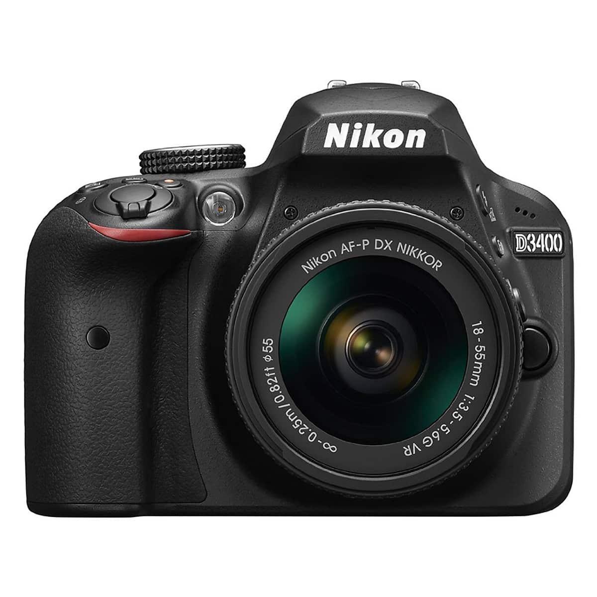 Máy ảnh Nikon D3400 KIT 18-55 VR