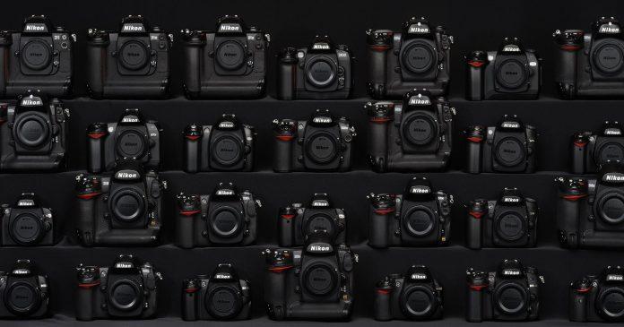 Top 5 máy ảnh Nikon đánh dấu công nghệ hiện đại dẫn đầu DSLR