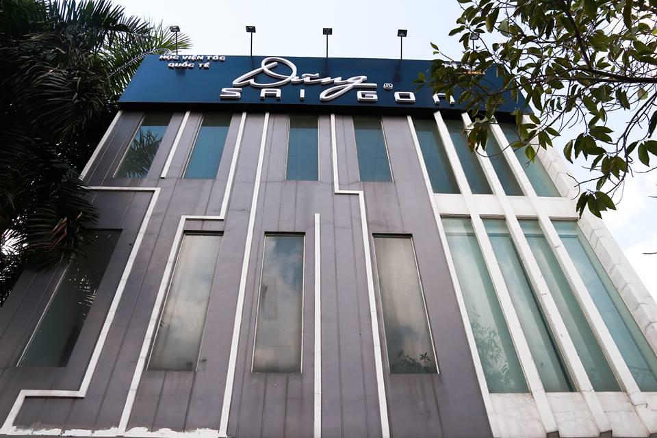 15/3/2019 Dũng Sài Gòn – MYhair khai trương salon tóc lớn nhất quận 7 tại TP.Hồ Chí Minh