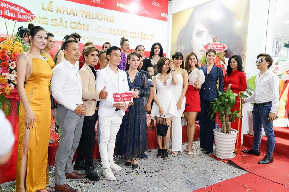 Sự kiện thu hút đông đảo sao Việt đến tham dự