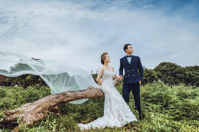 Bỏ túi ngay các địa điểm chụp ảnh cưới đẹp như Châu Âu ở ngay lòng Thành phố
