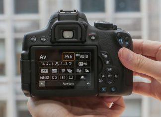 5 Máy ảnh DSLR entry-level tốt nhất 2019