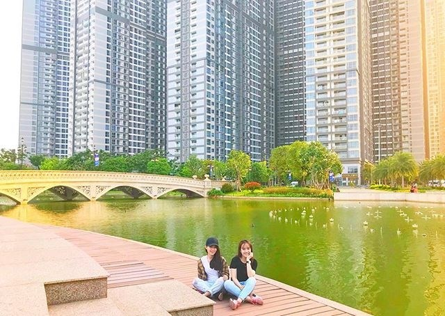 Check-in Top Công viên sống ảo hot trend ở Sài Gòn dành cho các bạn trẻ
