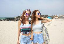 Gợi ý cho bạn trang phục đi biển chụp tấm nào chất tấm đó