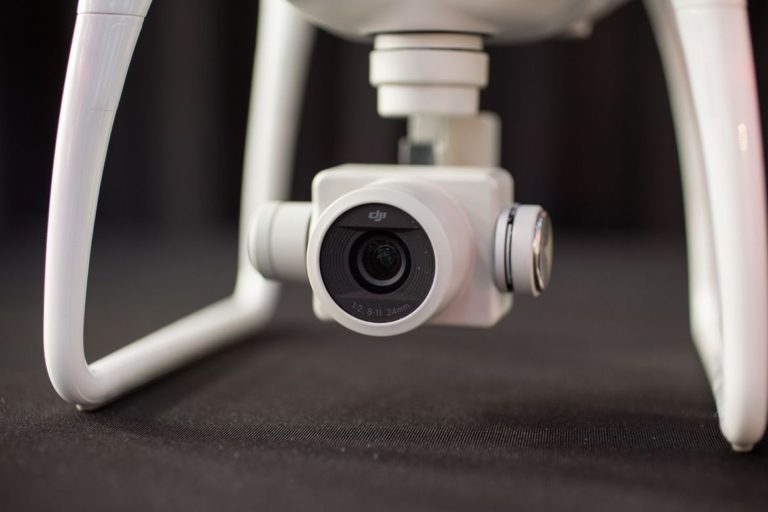 Vệ sinh camera
