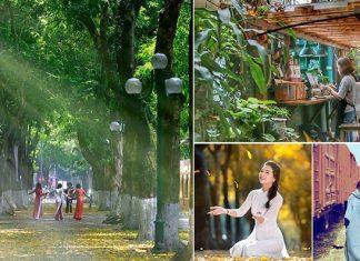 Check in nhanh kẻo lỡ 5 Địa điểm sống ảo dành riêng cho Hà Nội