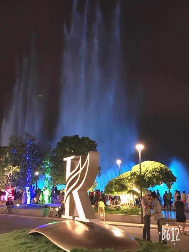Công viên khu đô thị Kenton Node