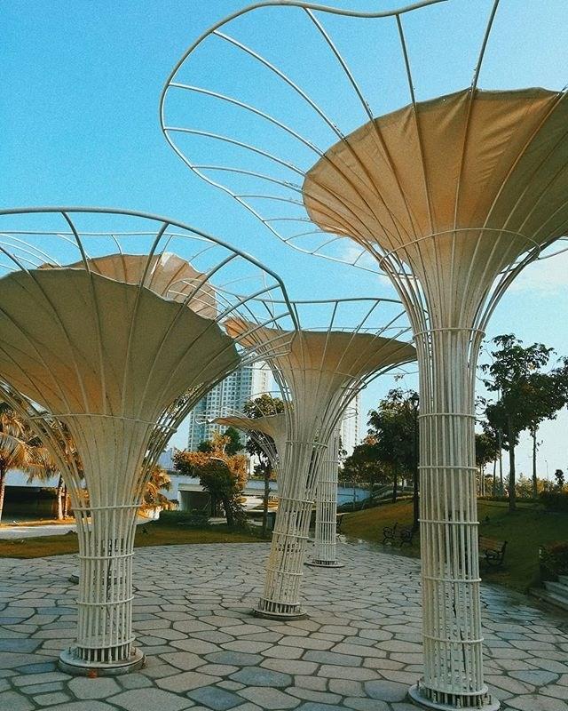Công viên cây xanh Sala Park