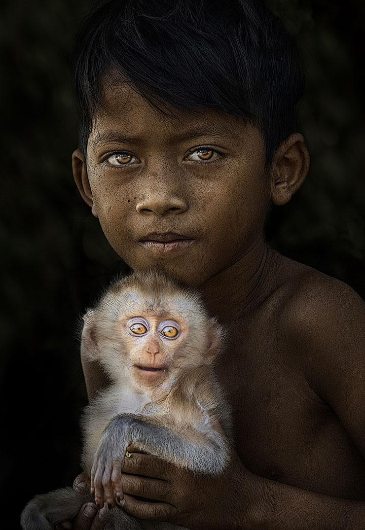 Những hình ảnh chân dung đẹp để đời của NAG Thái Bana