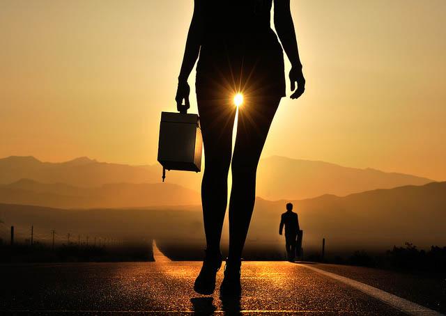 Ảnh Silhouette Photography ngược sáng đẹp nhất