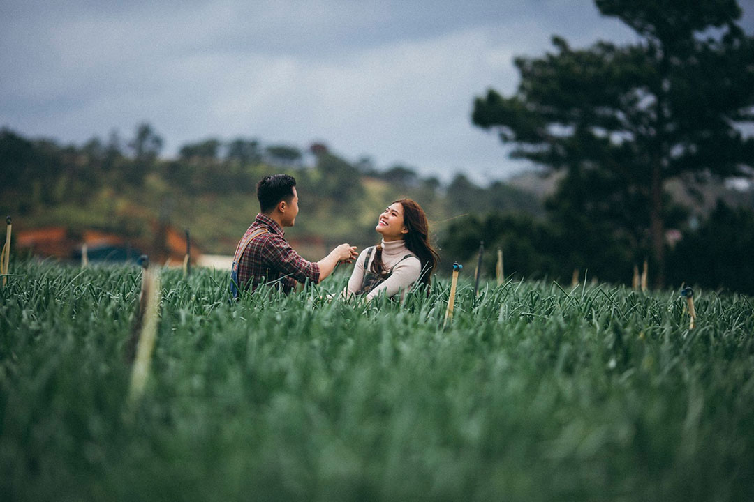 Cuội Studio - Chụp hình cưới đẹp tại Đà Lạt