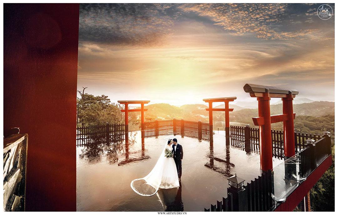 Art Studio - Địa điểm chụp hình cưới đẹp tại Đà Lạt