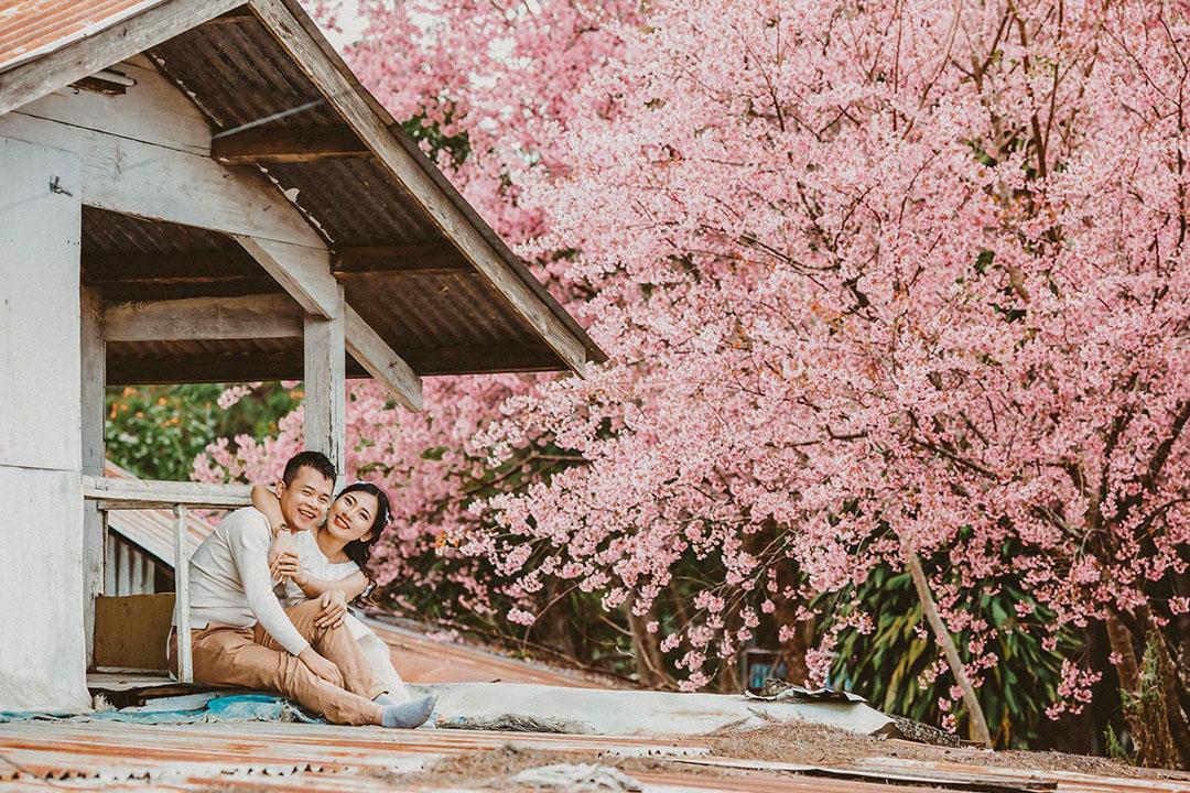 Gió Studio - Địa điểm chụp hình cưới đẹp tại Đà Lạt