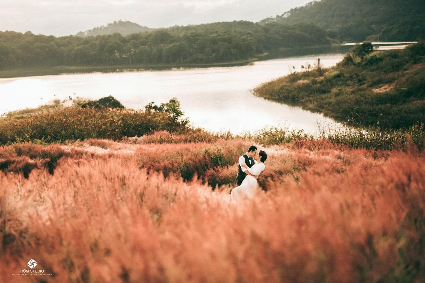 Ròm studio - Địa điểm chụp hình cưới đẹp tại Đà Lạt