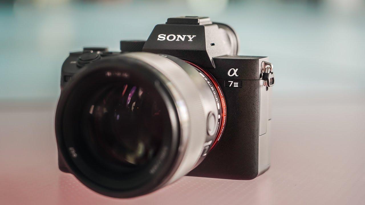 Sony A7 mark 3 quay phim đẹp