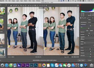 Hướng dẫn chỉnh sửa ảnh bị méo, bị lệch chỉ 3 giây bằng Camera Raw trong Photoshop