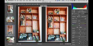 Hướng dẫn chỉnh ảnh bị nghiêng chỉ 5 giây cực nhanh bằng Camera Raw trong Photoshop