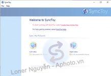 Hướng dẫn Sao lưu, Đồng bộ hóa dữ liệu với Microsoft SyncToy bằng hình ảnh