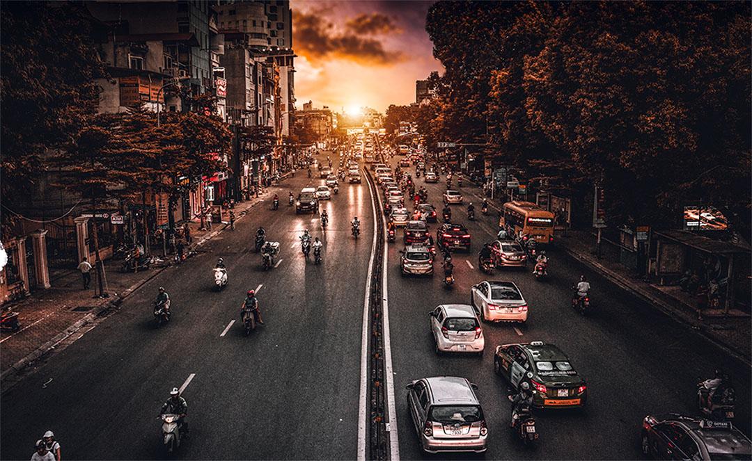 Các thể loại nhiếp ảnh đường phố, phong cảnh cũng mang nhiều phong cách độc lạ riêng mang hơi hướng màu châu âu, HDR