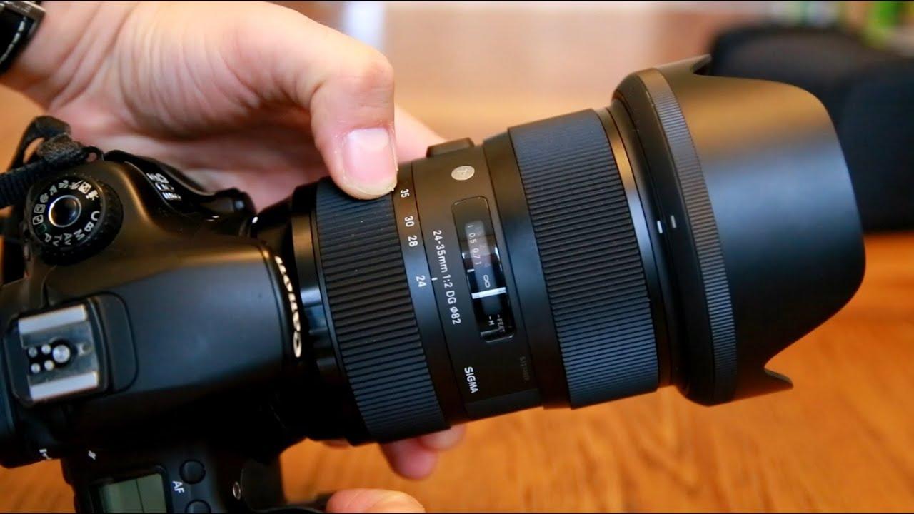 Lens góc rộng