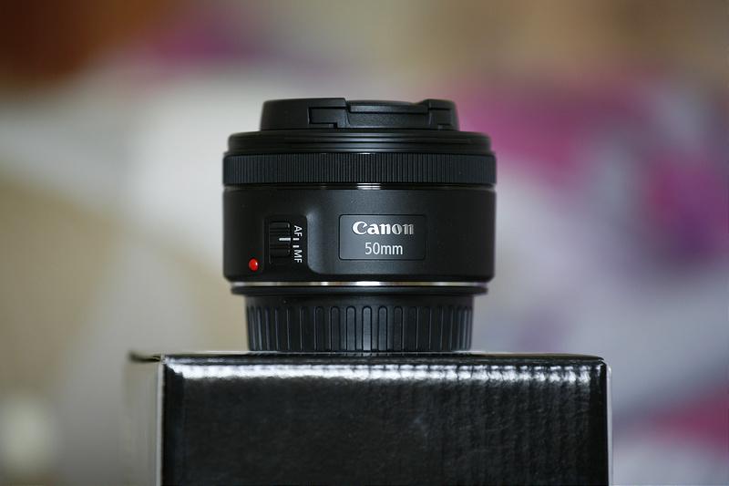 Lens tiêu cự chuẩn 50mm