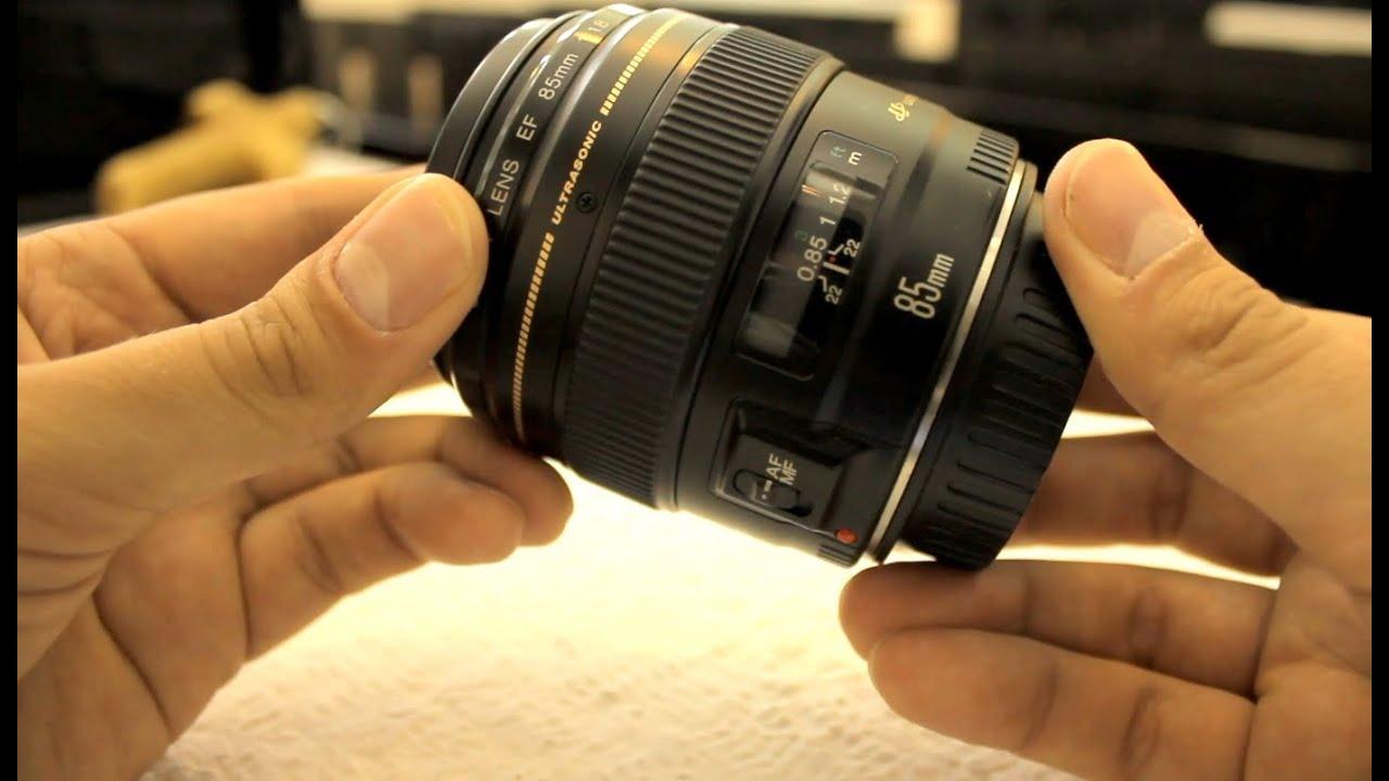 Lens 85mm