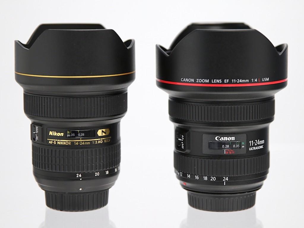 Lens siêu rộng
