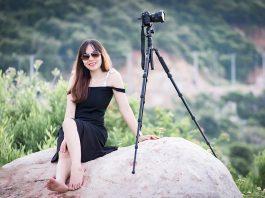 Chân dung nhiếp ảnh gia Khánh Phan