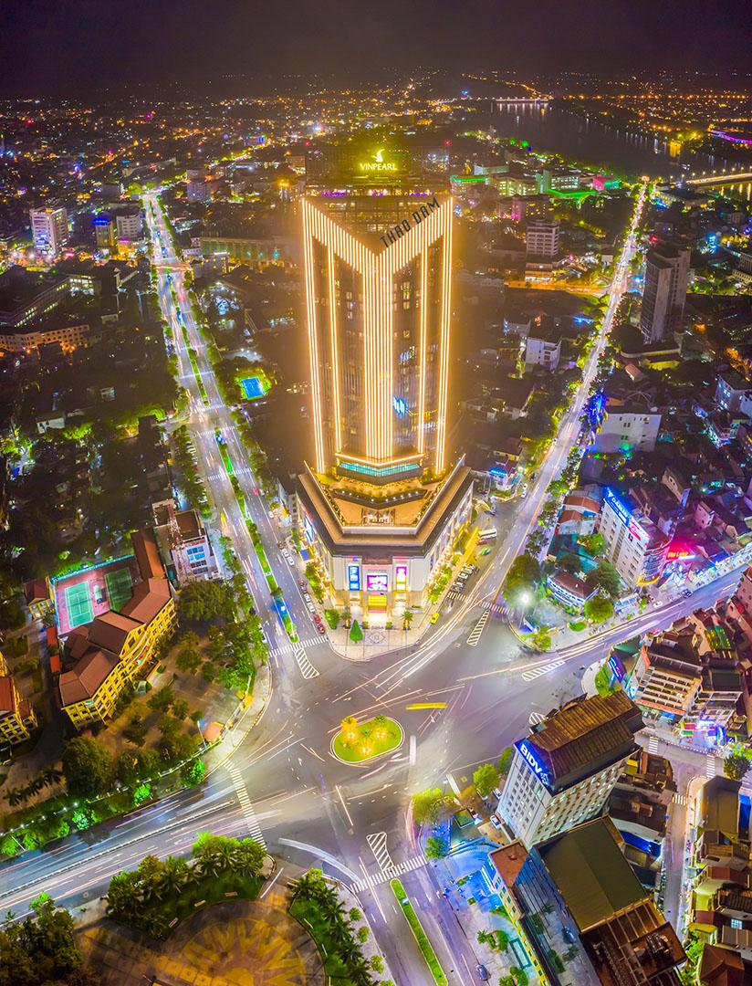 Những bức ảnh đẹp chụp từ Flycam trên cao