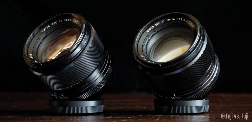 Lens Fujifilm 56f/1.2