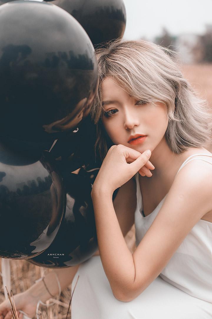 Những hình ảnh chân dung đẹp của Anh Chan