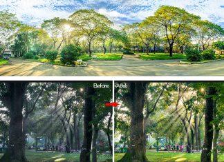 Hướng dẫn chỉnh ảnh phong cảnh đẹp