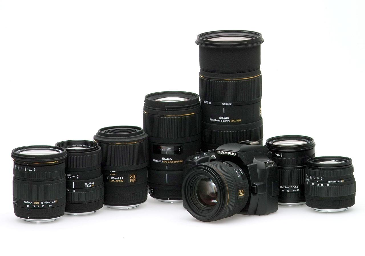 Lens Sigma, tamron, tokina cũ