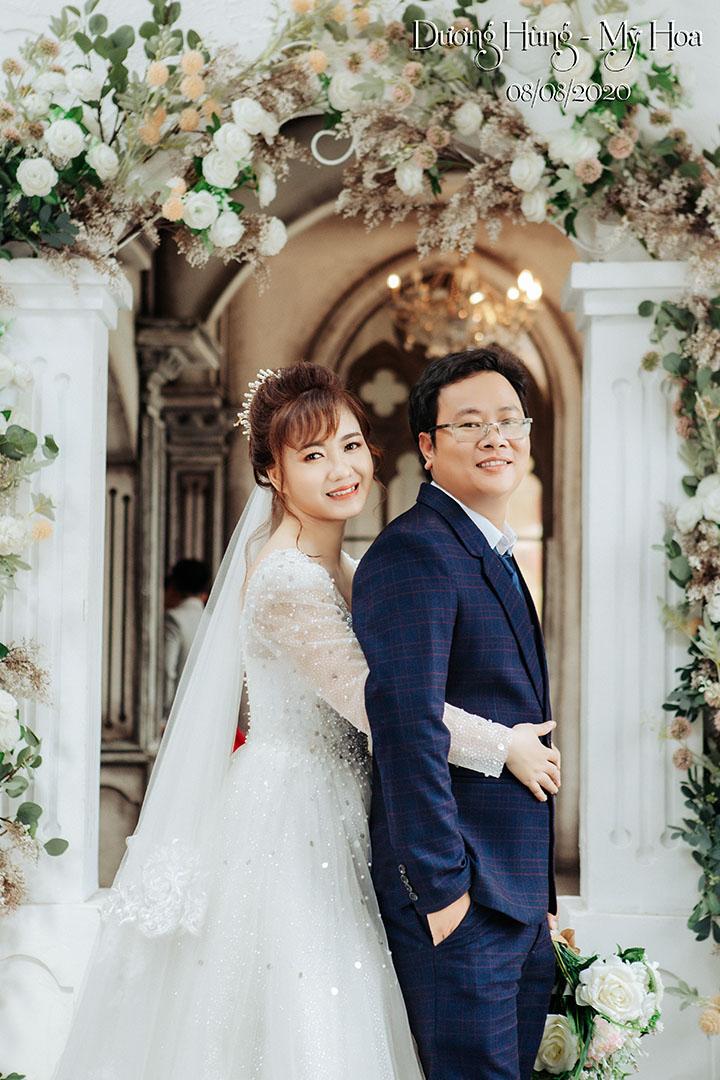 Ảnh cổng cưới