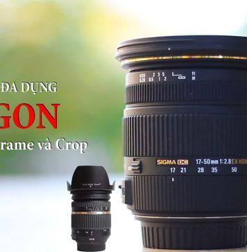 Lens đa dụng ngon bổ rẻ