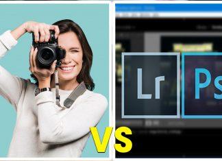 Nên học chụp ảnh trước hay chỉnh sửa ảnh trước